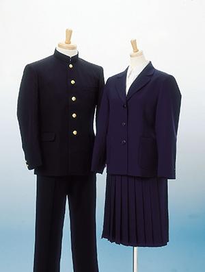 西湘高等学校制服画像
